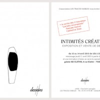 Intimités Créatives : une exposition dess-e-ins