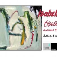 Isabelle Janier s'expose du 18 février au 1er mars 2015
