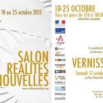 Exposition Salon Réalités Nouvelles