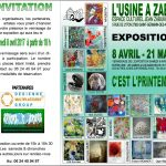 Exposition à L'usine à Zabu